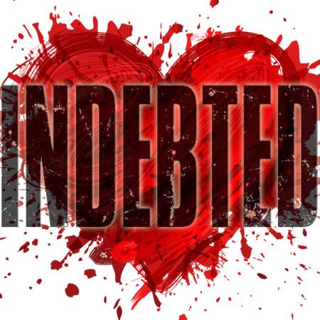 indebted children Synonyms for indebted in free thesaurus antonyms for indebted 11 synonyms for indebted: grateful, obliged, in debt, obligated, beholden, under an obligation.